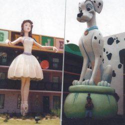 Ballerina, Perdita, for Disneyworld Orlando Resorts